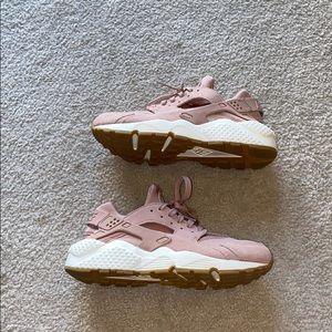 Nike Pink Air Huaraches